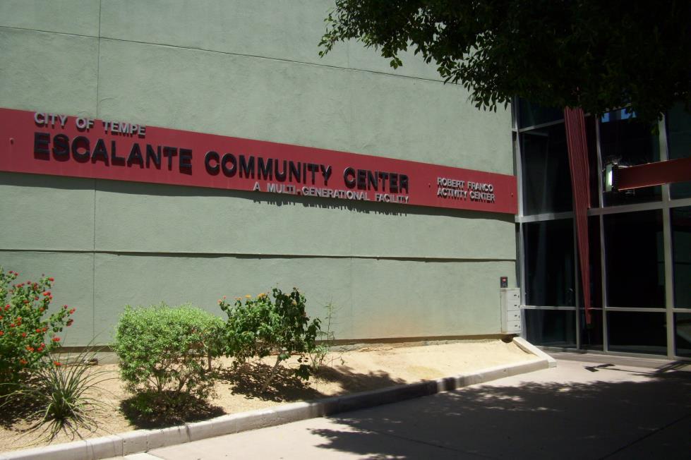 Tempe Kiwanis Recreational Center